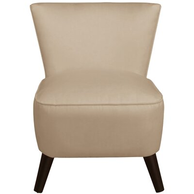 Premier Slipper Chair Color: Oatmeal