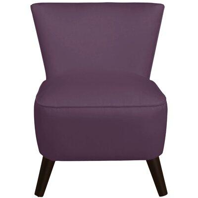 Premier Slipper Chair Color: Purple