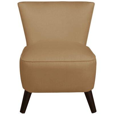 Premier Slipper Chair Color: Saddle