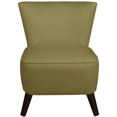 Premier Slipper Chair Color: Sage