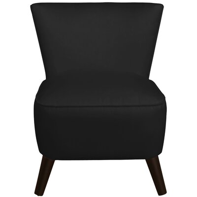 Premier Slipper Chair Color: Black