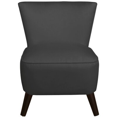 Premier Slipper Chair Color: Charcoal