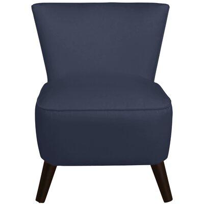 Premier Slipper Chair Color: Lazuli Blue