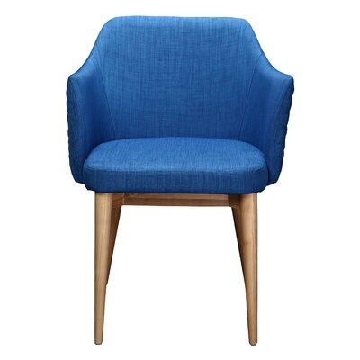 Glen Arm Chair Upholstery: Blue