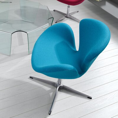 Lindenwold Occasional Arm Chair Upholstery: Island Blue