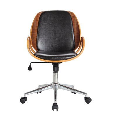 Torito Mid Back Desk Chair Upholstery 1094 Product Image