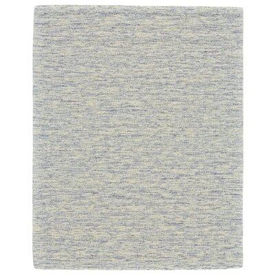 Estio Hand Tufted Mist Area Rug Rug Size: Runner 26 x 8