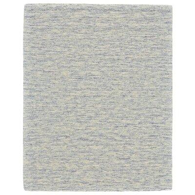 Estio Hand Tufted Mist Area Rug Rug Size: 8 x 11