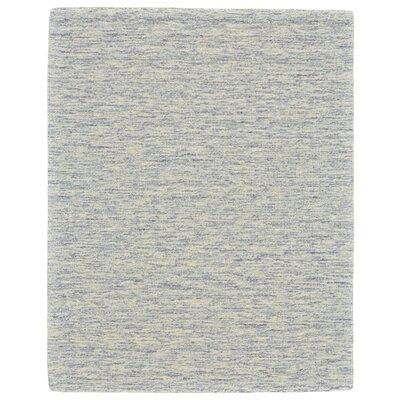 Estio Hand Tufted Mist Area Rug Rug Size: 96 x 136