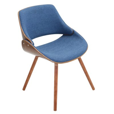 La Paloma Arm Chair Upholstery: Blue