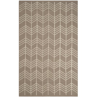 Corning Beige Area Rug Rug Size: Rectangle 4 x 6