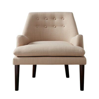 Carncome Arm Chair Upholstery: Sand