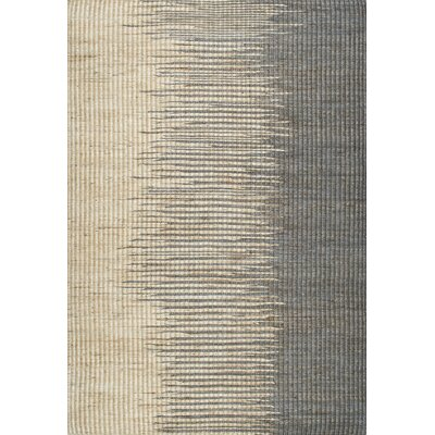 Hargrove Gray Area Rug Rug Size: Rectangle 6 x 9