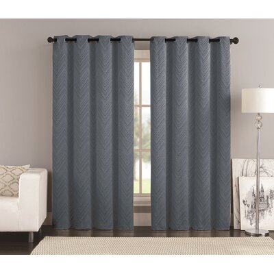 Langley Street Meredith Blackout Curtain Panels
