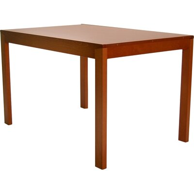 Deltona Extendable Dining Table Finish: Cherry
