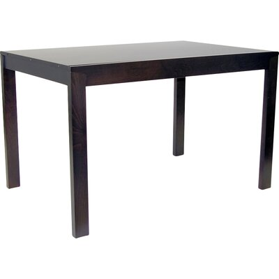 Deltona Extendable Dining Table Finish: Coffee