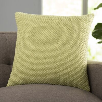 Coleharbor 100% Cotton Throw Pillow Color: Sage