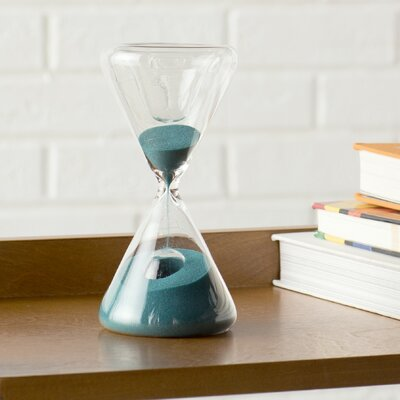 Sand Hourglass Color: Blue