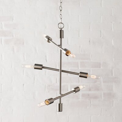 Herzog 6-Light Chandelier