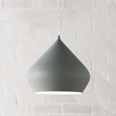 Lane 1 Light Pendant Shade Color: Sea Blue
