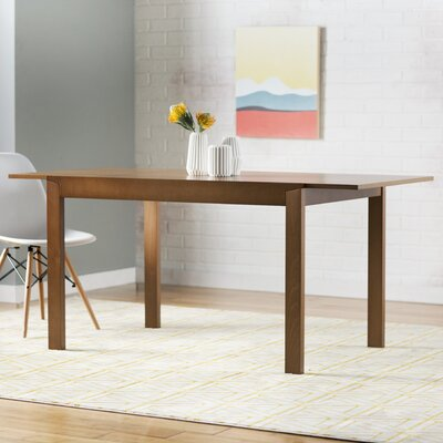 Deltona Extendable Dining Table Finish: Walnut