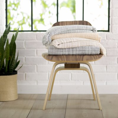 Edmond Side Chair Finish: Walnut