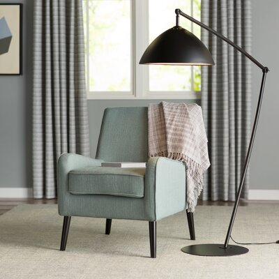 Rio Blanco Armchair Upholstery: Turquoise