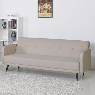 Zelmo Sleeper Sofa Upholstery: Pearl