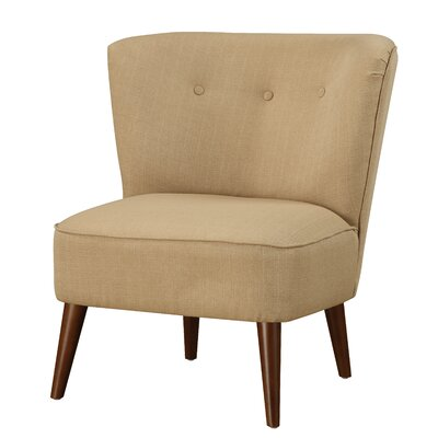 Langley Street Lariat Accent Slipper Chair