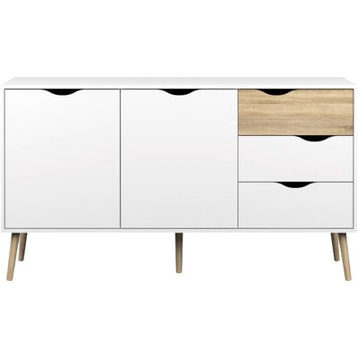 Langley Street Pajaro 3 Drawer Sideboard