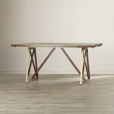Copper Canyon Extendable Dining Table Base