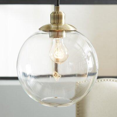 Gehry 1-Light Glass Pendant