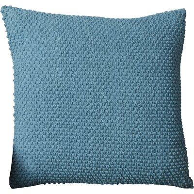 Coleharbor 100% Cotton Throw Pillow Color: Aqua