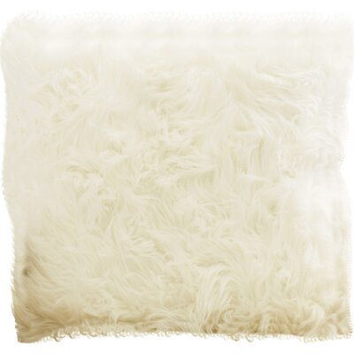 Miles Throw Pillow Filler: Polyester