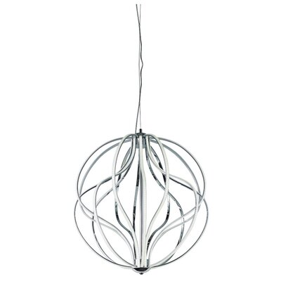 Bushwick LED 16-Light Foyer Pendant