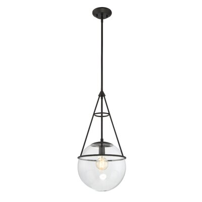 Bendooragh 1-Light Globe Pendant