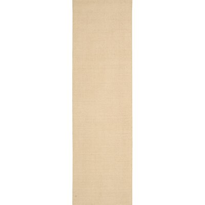 Stella Hand-Knotted Beige Area Rug
