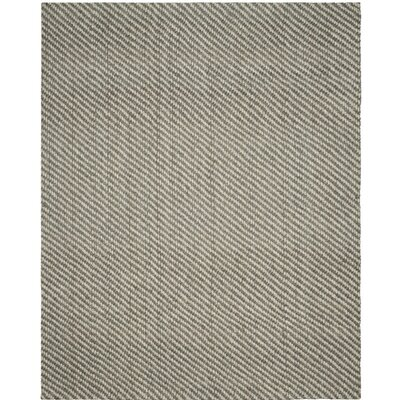 Valentina Beige/Gray Area Rug Rug Size: Rectangle 8' x 10'