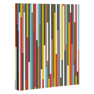 Ses Graphic Art on Wrapped Canvas