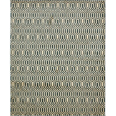 Seattle Navy Blue Area Rug