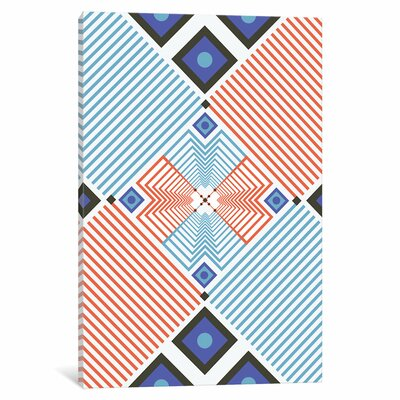 Langley Street Razzle Dazzle Graphic Art on Wrapped Canvas