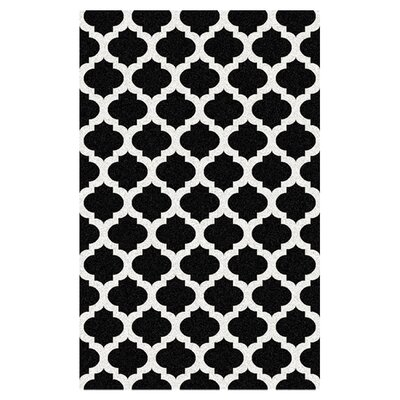 Ash Hand-Woven Ivory Indoor/Outdoor Area Rug Rug Size: 2 x 3