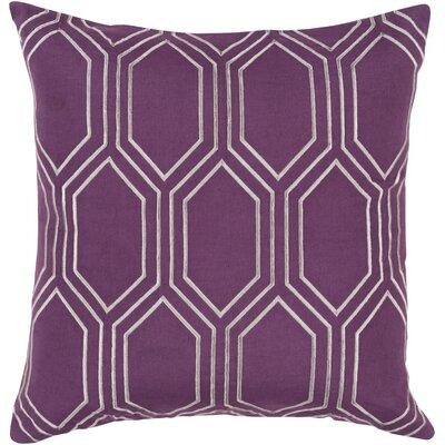 Camlin Down Fill Linen Throw Pillow Size: 20