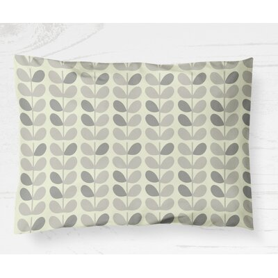 Guilderland Pillow Case Size: 20 H x 30 W, Color: Gray