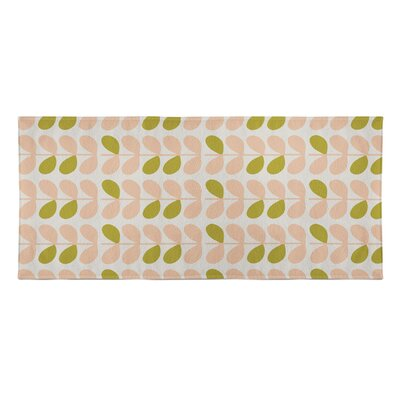 Guilderland Beach Towel Color: Pink/Sage