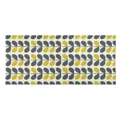 Guilderland Beach Towel Color: Blue/Yellow