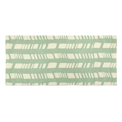 Sneyd Park Beach Towel Color: Seafoam