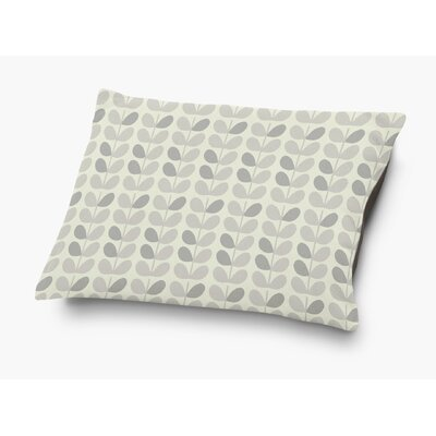 San Lorenzo Pet Pillow with Super Plush Poly Top Color: Gray