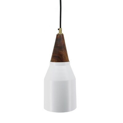 Evonne 1-Light Mini Pendant