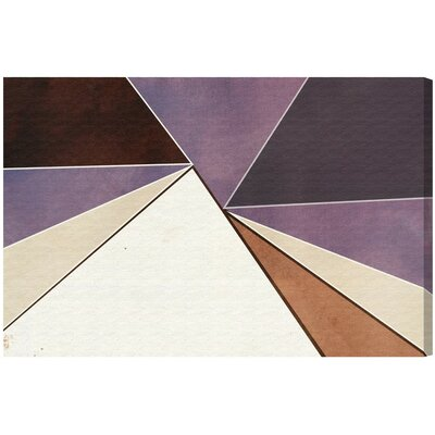 Langley Street Narita Mountain Graphic Art on Wrapped Canvas